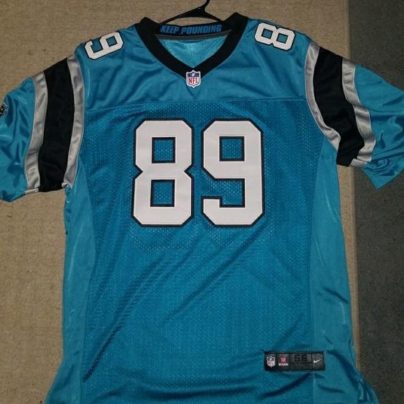 steve smith sr. Panthers jersey